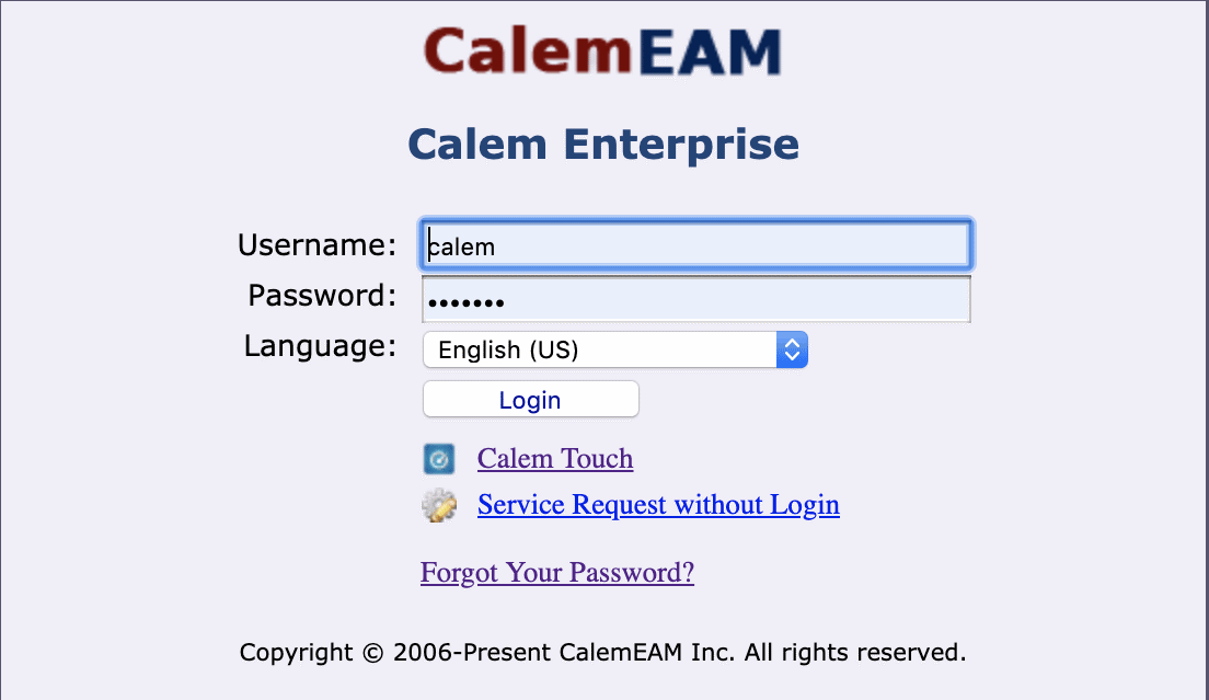 How to Implement 2-Factor Login in Calem
