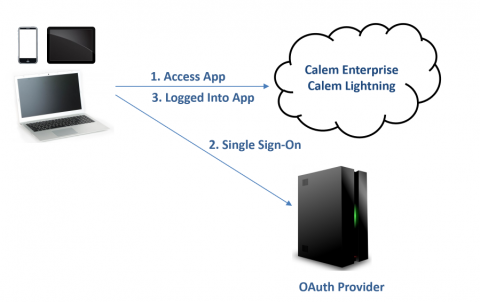 How to Set Up OAuth SSO in Calem